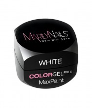 MAXPAINT COLOR GEL FREE - WHITE