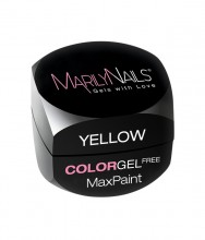 MAXPAINT COLOR GEL FREE - YELLOW