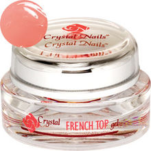 French Top Gel (Barackos rózsaszín) 15ml
