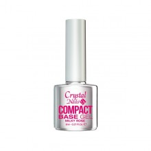 COMPACT BASE GEL MILKY ROSE - 8ML