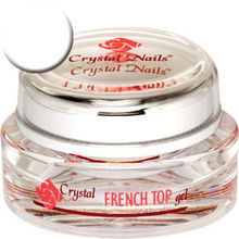 French Top Gel (Fehér) - 15ml