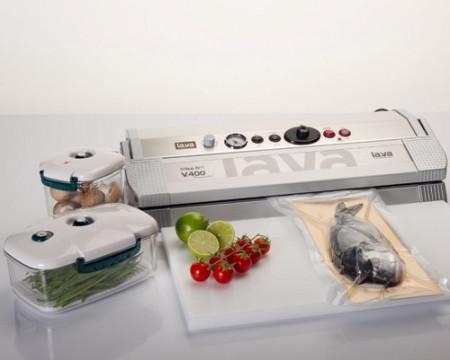 Poze Aparat vidat alimente profesional Lava V350 Premium