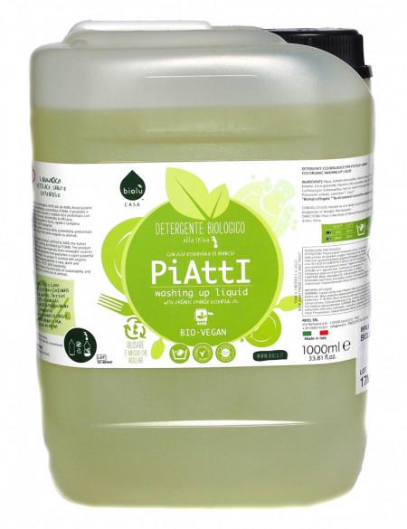 Poze Biolu detergent ecologic pentru spalat vase 5L