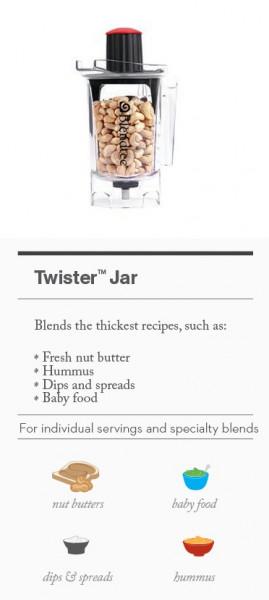 Poze Cana BlenTec Twister KTE-40-620-54