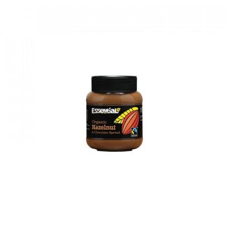Poze Crema tartinabila cu alune de padure si ciocolata bio 400g Essential