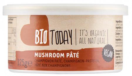 Poze Crema vegana cu ciuperci bio 125g Bio Today