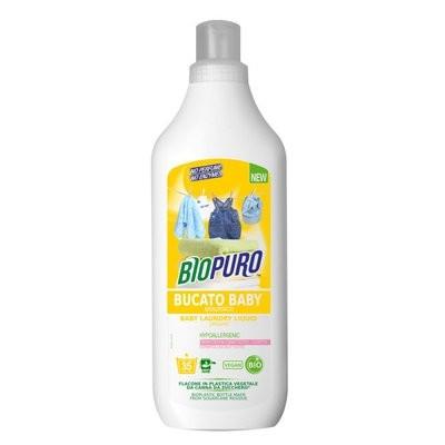 Poze Detergent hipoalergen pentru hainutele copiilor bio 1L