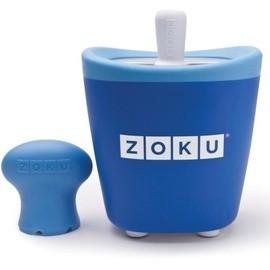 Poze Dispozitiv preparare inghetata instant cu o incint Zoku ZK110-BL