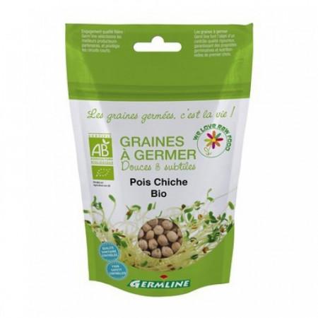 Poze Naut boabe pt. germinat bio Germline 200g