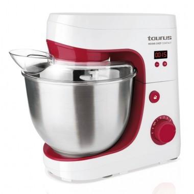 Poze Robot de framantat Taurus Mixing Chef Compact, 600W, bol inox 4.2 litri