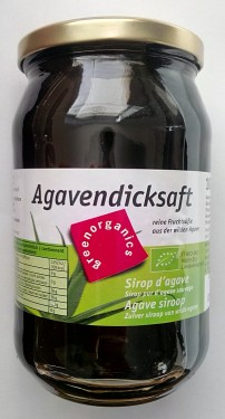 Poze Sirop concentrat de agave bio Green Organics 1kg