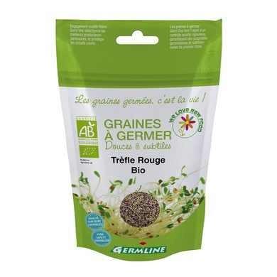 Poze Trifoi rosu seminte pt. germinat bio Germline 150g