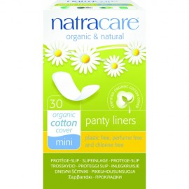 Poze Absorbante zilnice mini / breathable Natracare 30buc.