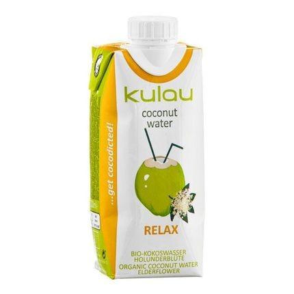 Poze Apa de cocos Relax bio Kulau 330ml