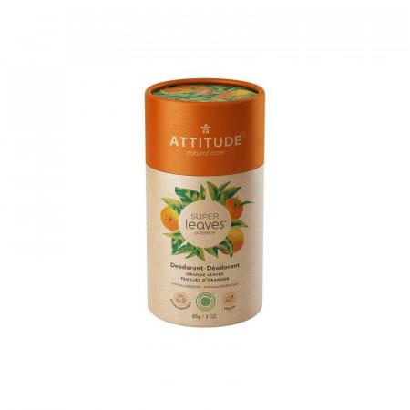 Poze Deodorant stick natural Attitude Superleaves, frunze de portocal, 85 g