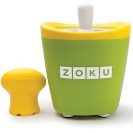 Poze Dispozitiv preparare inghetata instant cu o incint Zoku ZK110-GN