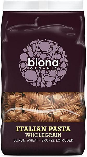 Poze Fusilli din grau integral eco 500g Biona
