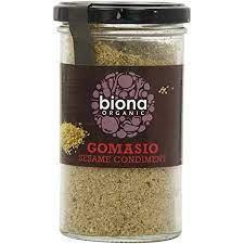 Poze Gomasio bio 100g Biona