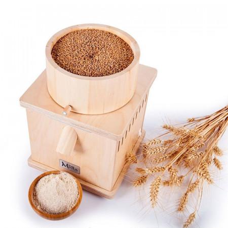 Poze Moara de cereale Milla PRO uz rezidential sau comercial, motor 370W
