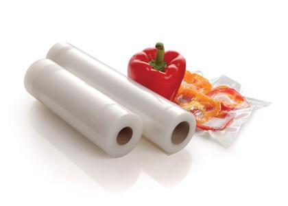 Poze Pungi de vidat- pachet 2 role FoodSaver 20cm x 6.7m