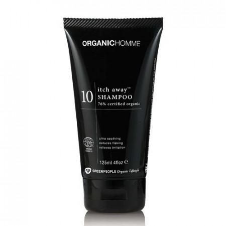 Poze Sampon organic anti-matreata pt. scalp iritat, pt barbati, Itch Away Green People 125ml