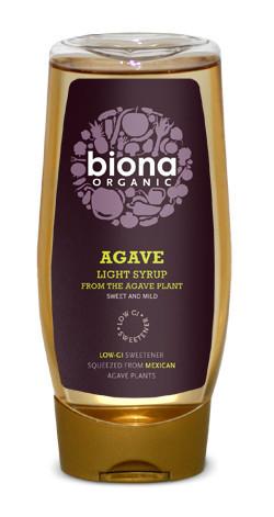 Poze Sirop de agave light bio 500ml Biona