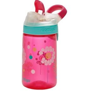 Poze Sticla pentru copii Gizmo Sip Cherry Blossom, 420ml, Contigo