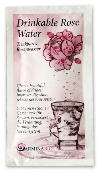 Poze Apa de trandafir pentru baut in pliculete bio 10ml