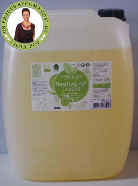 Poze Biolu detergent ecologic vrac pentru spalat vase 20L