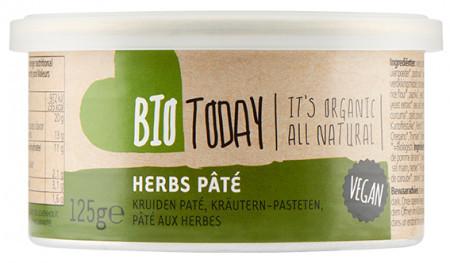 Poze Crema vegana cu verdeturi bio 125g Bio Today