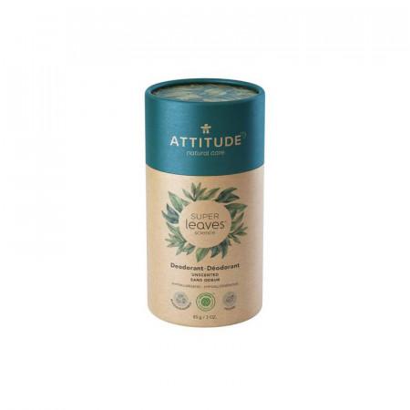 Poze Deodorant stick natural Attitude Superleaves, fara miros, 85 g