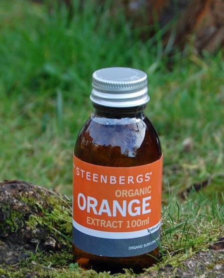 Poze Esenta de portocale bio Steenbergs 100ml
