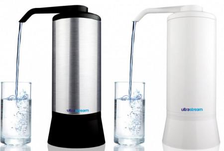 Poze Filtru pentru alcalinizarea si ionizarea apei Ultrastream Alkaway Non-electric