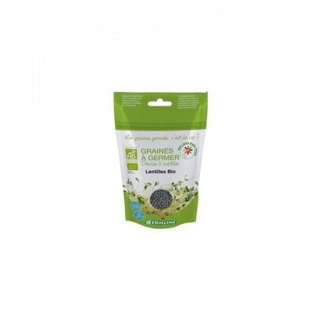 Poze Linte verde bio pt. germinat Germline 150g