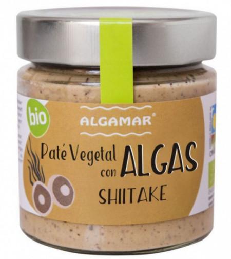 Poze Pate vegetal cu alge si ciuperci shiitake eco 180g