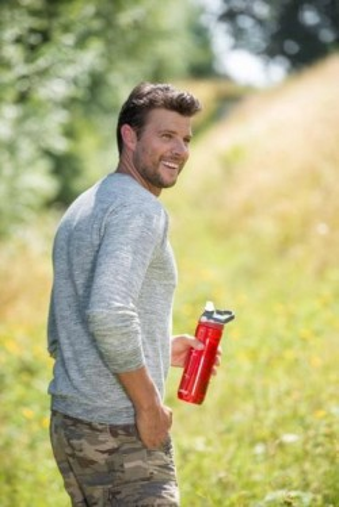 Poze Sticla cu inchidere etans Contigo Ashland, BPA Free, Autospout Lid., 1,2L