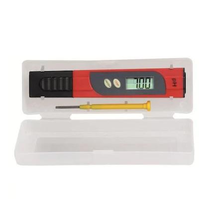 Poze Tester Pentru Masurarea Ph ului, Temperaturii Apei Si A Aerului