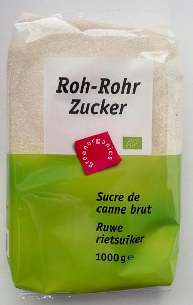 Poze Zahar brut (raw) ecologic din trestie 1kg