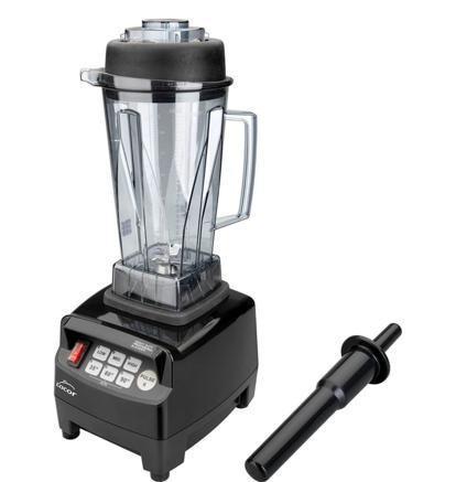 Poze Blender JTC Omniblend V - TM 800, Profesional, 2 L, Vas tritan fara BPA, 950 W, 38.000 rotatii pe minut, Instant Full Power, Negru