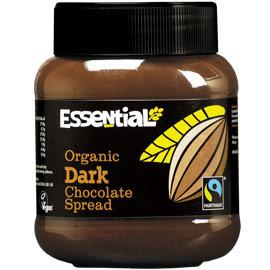 Poze Crema tartinabila de ciocolata dark bio Essential 400g