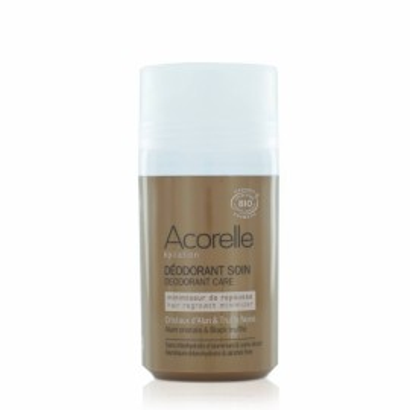 Poze Deodorant bio, Acorelle, tratament pentru reducerea pilozitatii, 50ml