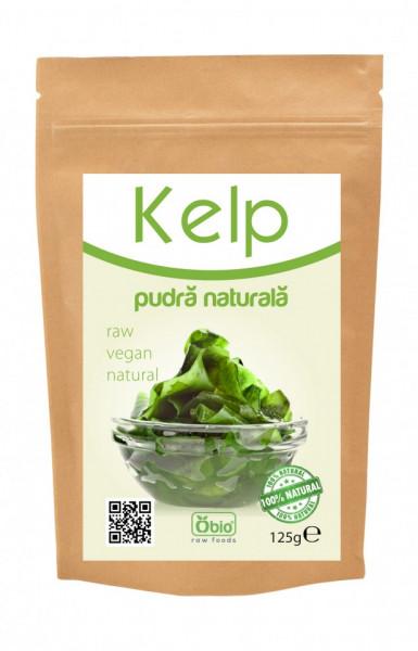 Poze Kelp pulbere raw 250g