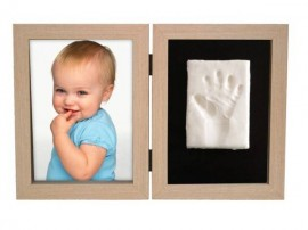 Poze Kit mulaj bebe 2D 'My First Print of Frame', Kidzzcast