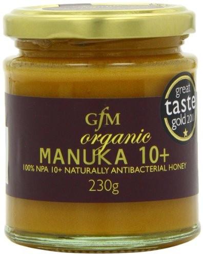 Poze Miere de Manuka +10 raw bio 230g