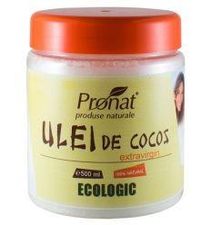 Poze ULEI DE COCOS BIO EXTRAVIRGIN, 500 ML