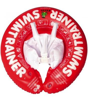 Poze Colac Copii SWIMTRAINER Rosu 3 Luni-4 Ani
