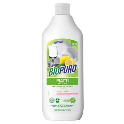 Poze Detergent hipoalergen pentru vase bio 500ml
