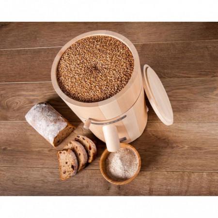 Poze Moara de cereale Milla Home uz rezidential,motor 370w capacitate 500 gr
