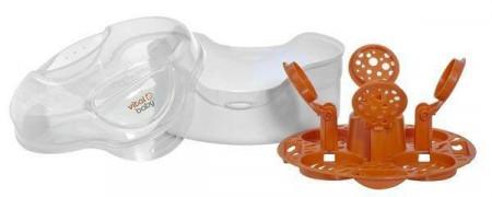 Poze Sterilizator biberoane Vital Baby Nurture pentru cuptorul cu microunde