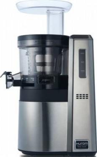 Poze Storcator de fructe Hurom HW-SBE18 150W 43 rpm Argintiu-Negru COMERCIAL